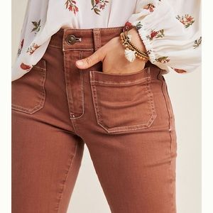 Anthropologie Jeans - Pilcro Anthropologie Patch-Pocket Bootcut Jeans